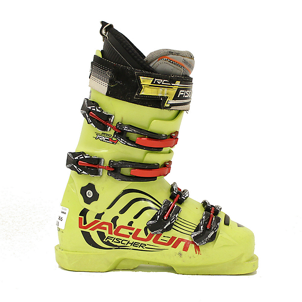 Used 2015 Fischer RC4 Pro 150 Vacuum Race Ski Boots Mens SALE, , 600