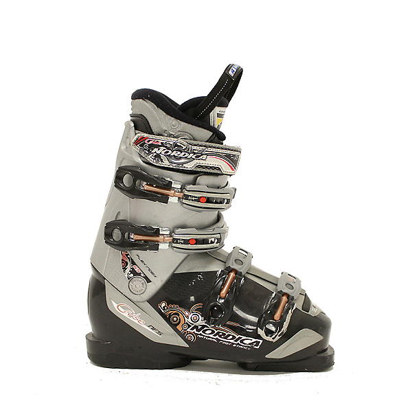 Used Womens Nordica Cruise 65 W Ski Boots US Size 7.5, , 600