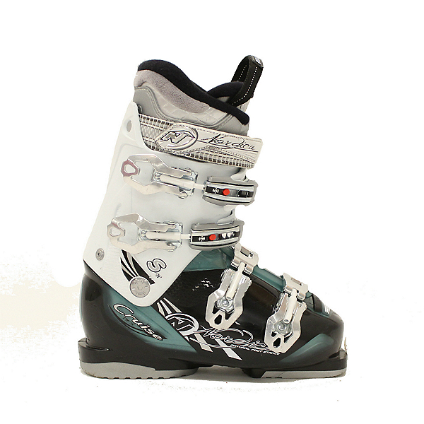 Used 2014 Womens Nordica Cruise S W Ski Boots Size Choices, , 600