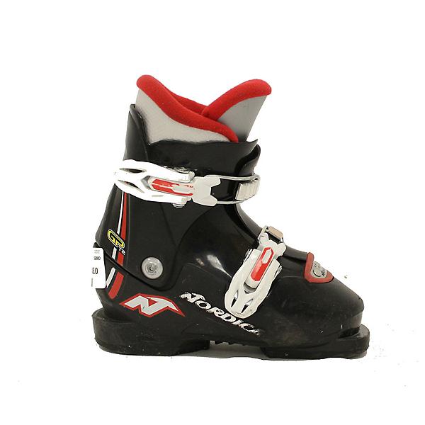 Used 2011 Kids Toddler Size Nordica GPT2 Ski Boots, , 600