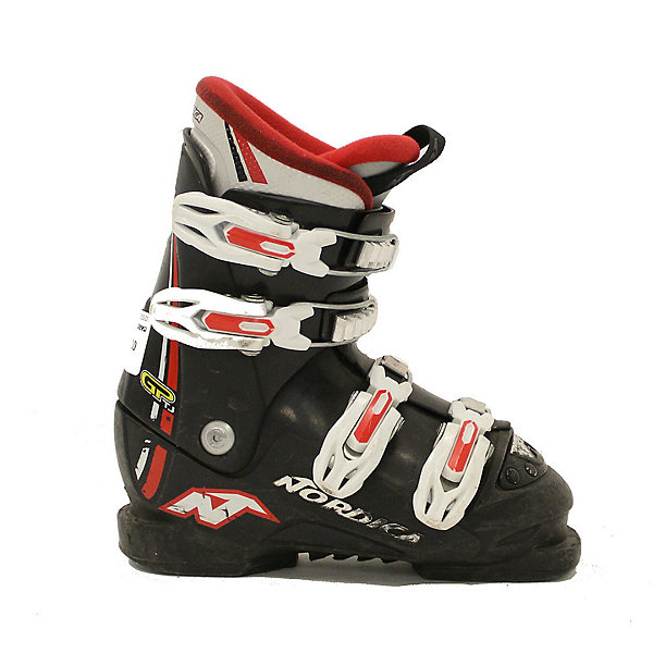 Used 2012 Nordica GPTJ Kids Toddler & Youth Size Ski Boots, , 600
