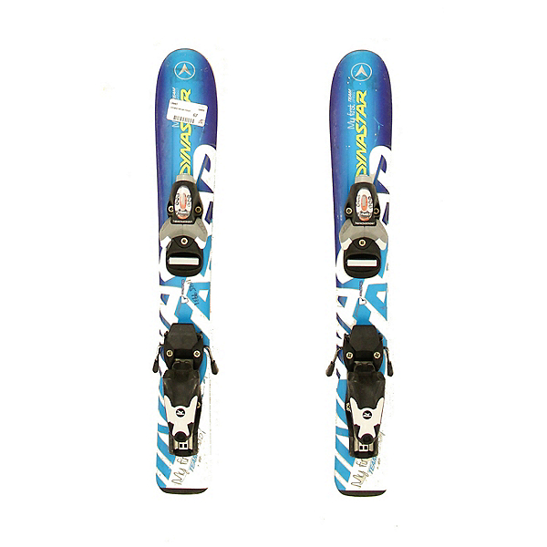 Used 2012 Kids Dynastar My First Team Speed Skis Toddler Comp J Bindings A Condition, , 600
