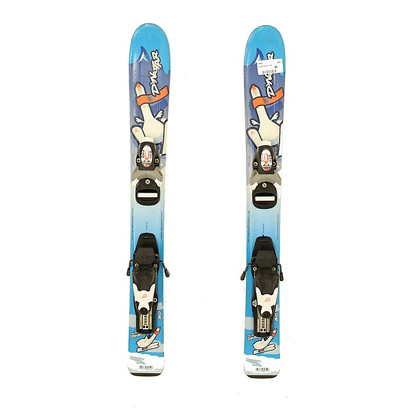 Used 2008 Kids Dynastar My First Team Speed Skis Toddler Comp J Bindings A Condition, , 600