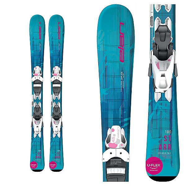 Elan Starr Kids Skis with EL 4.5 Bindings, , 600