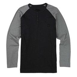 Burton Process Henley Mens Shirt, , 256