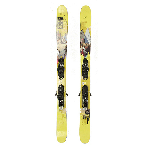 Used 2011 Atomic Access Skis With Evox 10 Bindings C Condition, , 600