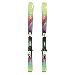 Used 2015 Womens Atomic Affinity Skis with Atomic Bindings A Condition, , 256