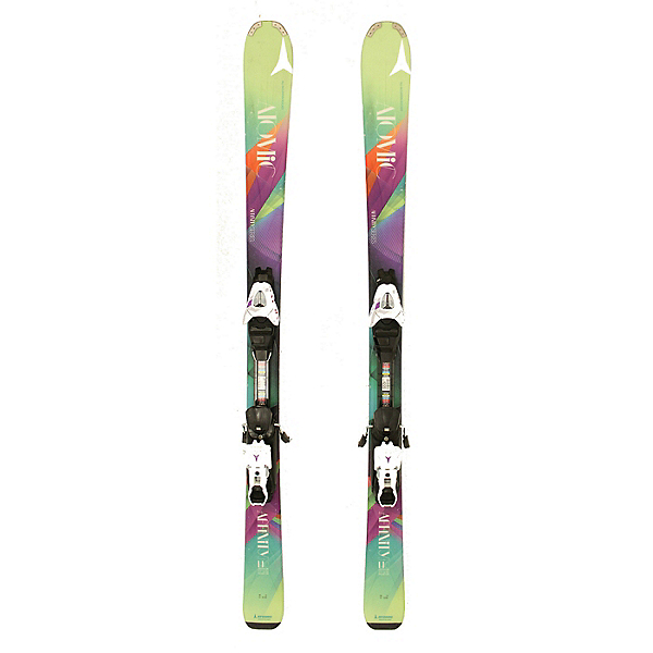 Used 2015 Womens Atomic Affinity Skis with Atomic Bindings A Condition, , 600