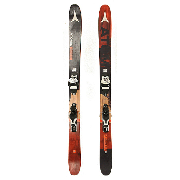 Used 2017 Atomic Backland 102 Skis Warden 11 Bindings A SALE, , 600