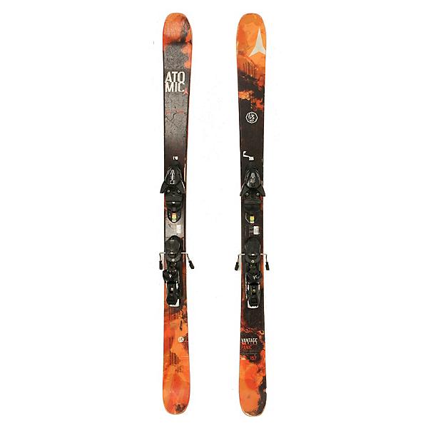 Used 2015 Atomic Vantage Panic Skis with Atomic Bindings C Condition, , 600