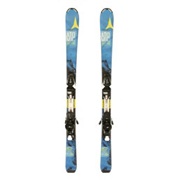Used 2016 Atomic Vantage Jr Kids Skis EZYTRAK Bindings A Condition, , 256