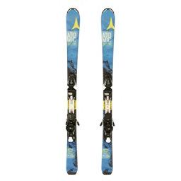 Used 2016 Atomic Vantage Jr Kids Youth Skis EZYTRAK 7 Bindings A Condition, , 256