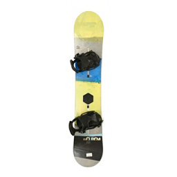 Used 2015 Burton Custom Flying V Snowboard WITH BINDINGS A Condition, , 256