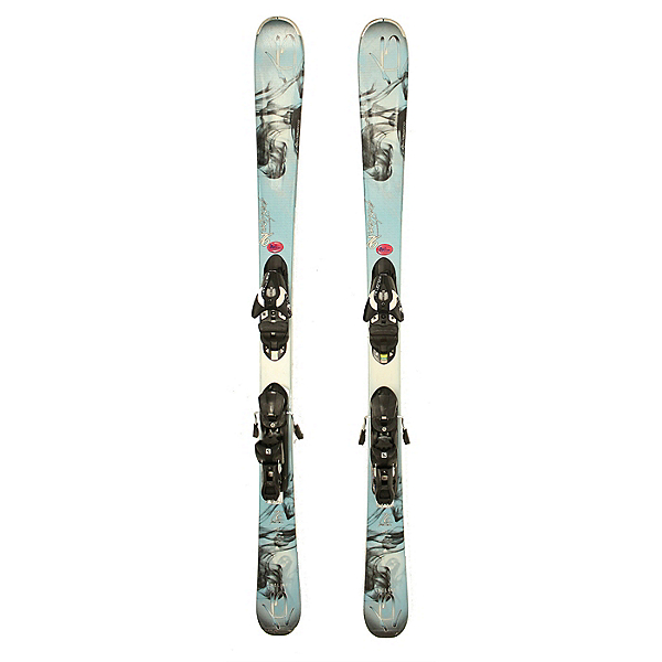 Used 2015 Womens K2 Potion 76 Skis Fischer XTR 10 Bindings A Condition, , 600