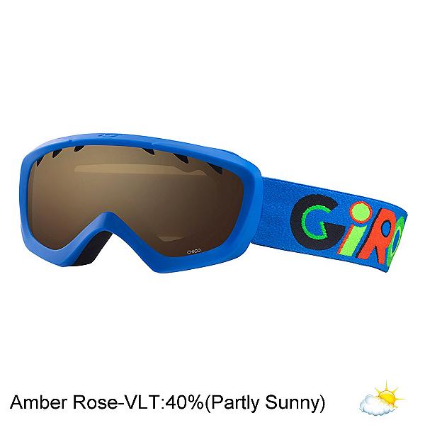 Giro Chico Kids Goggles, Wild Boyz-Amber Rose, 600