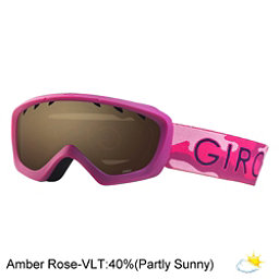 Giro  Kids Goggles, Pink Hideout-Amber Rose, 256