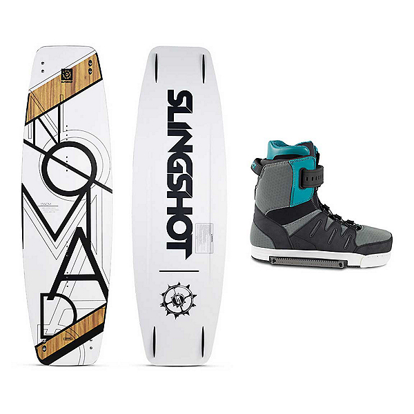 Nomad Wakeboard With Rad Bindings 2018