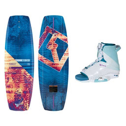 Connelly Wild Child Womens Wakeboard With Karma Bindings 2018, , 256
