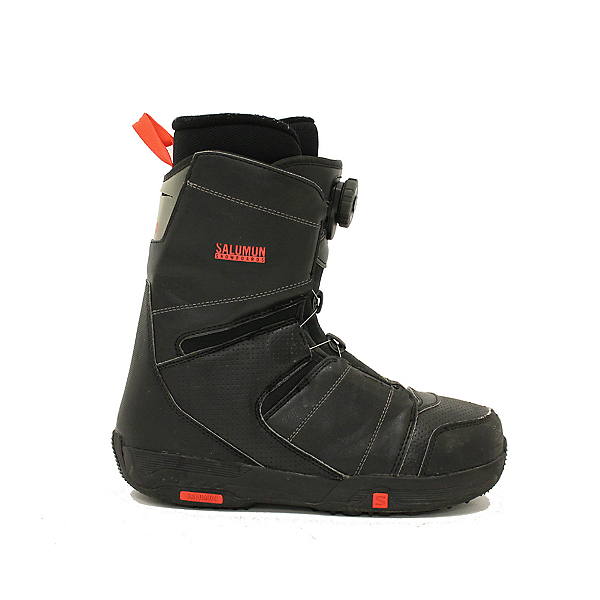 Used 2015 Salomon Faction RTL Snowboard Boots BOA SALE, , 600