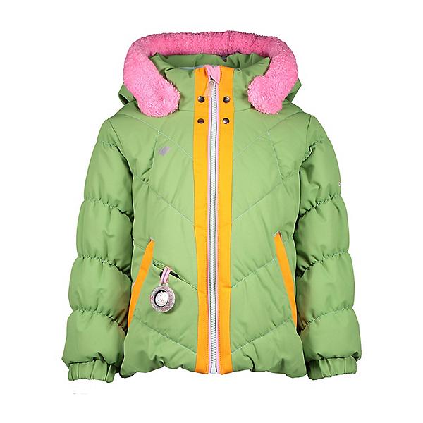 Obermeyer Bunny-Hop Toddler Girls Ski Jacket 2019, Sweet Fern, 600
