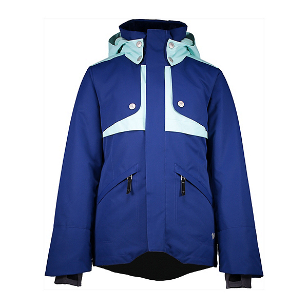 Obermeyer June Girls Ski Jacket 2019, Dusk, 600