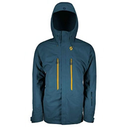 Scott Vertic 2L Mens Insulated Ski Jacket, Nightfall Blue, 256