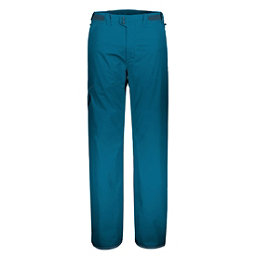 Scott Ultimate Dryo 20 Mens Ski Pants, Lunar Blue, 256
