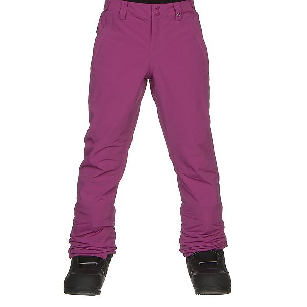 Burton Sweetart Girls Snowboard Pants, Grapeseed, 600