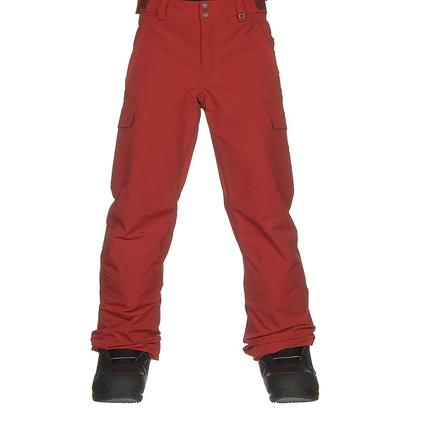Burton Exile Cargo Kids Snowboard Pants, , 600
