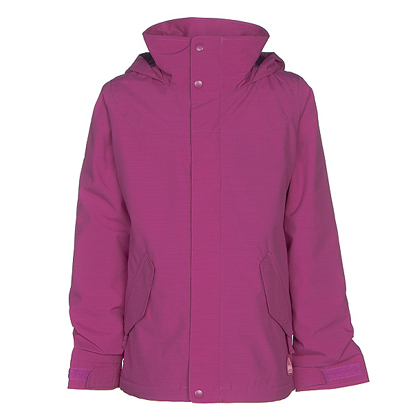 Burton Elodie Girls Snowboard Jacket, Grapeseed, 600