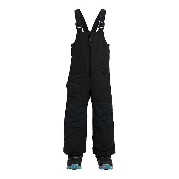 Burton Minishred Maven Bib Toddler Boys Ski Pants, True Black, 600
