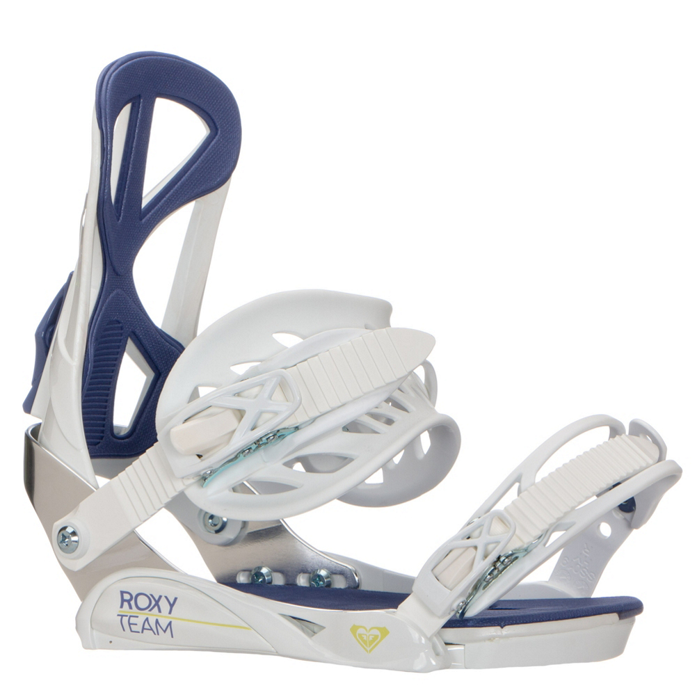Roxy Team Womens Snowboard Bindings 2020 im test