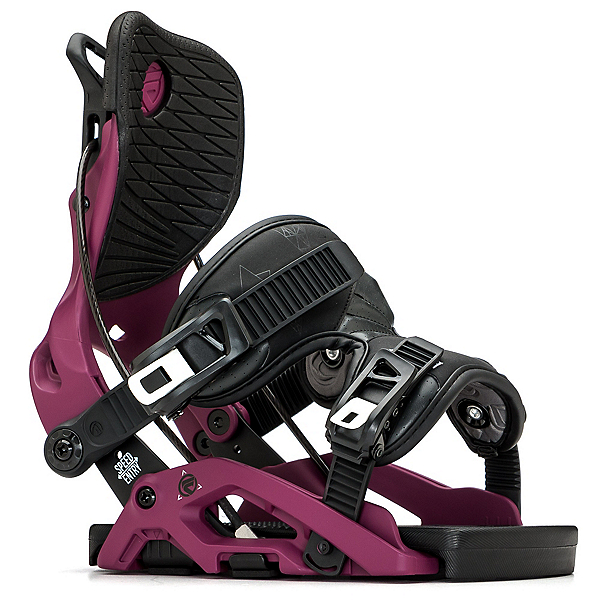 Flow Omni Womens Snowboard Bindings 2019, , 600