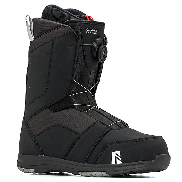 Nidecker Ranger Boa Snowboard Boots, Black, 600