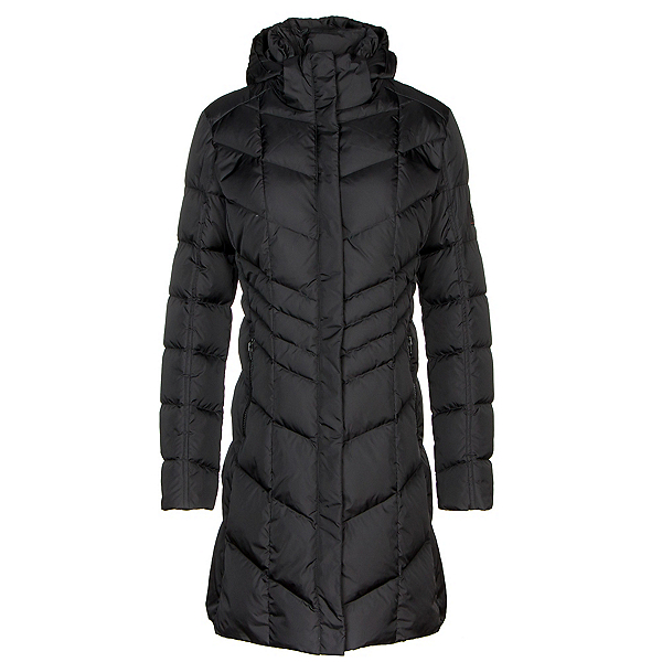 Bogner Fire + Ice Kiara Down Womens Insulated Ski Jacket 2019, Black, 600