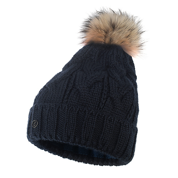 Bogner Fire + Ice Vineta Womens Hat, Midnight, 600