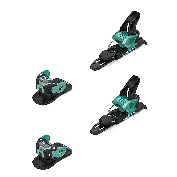 Salomon Warden MNC 11 Ski Bindings, Sea, 600