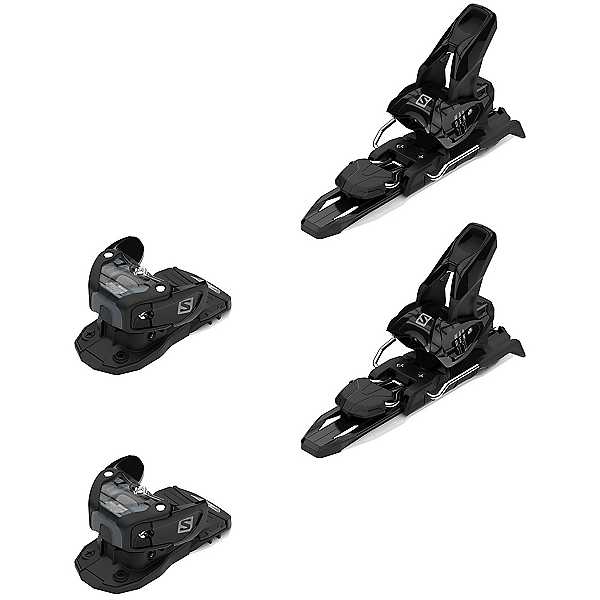 Salomon Warden MNC 11 Ski Bindings, Black, 600