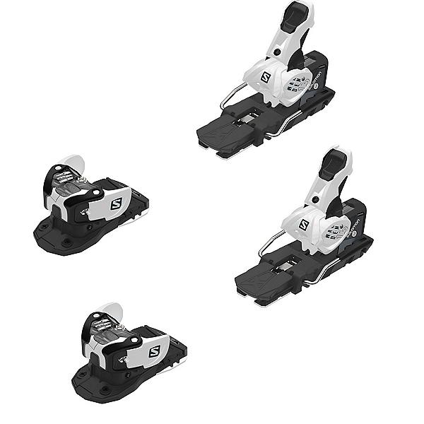 Salomon Warden MNC 13 Ski Bindings 2020, White-Black, 600