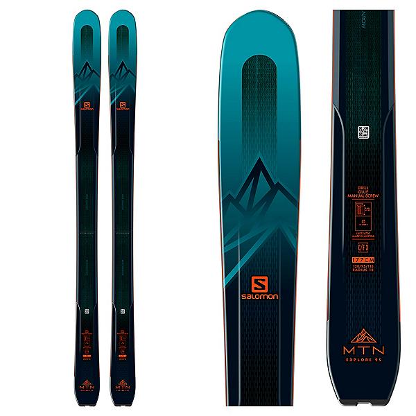 Salomon MTN Explore 95 Skis 2020, , 600