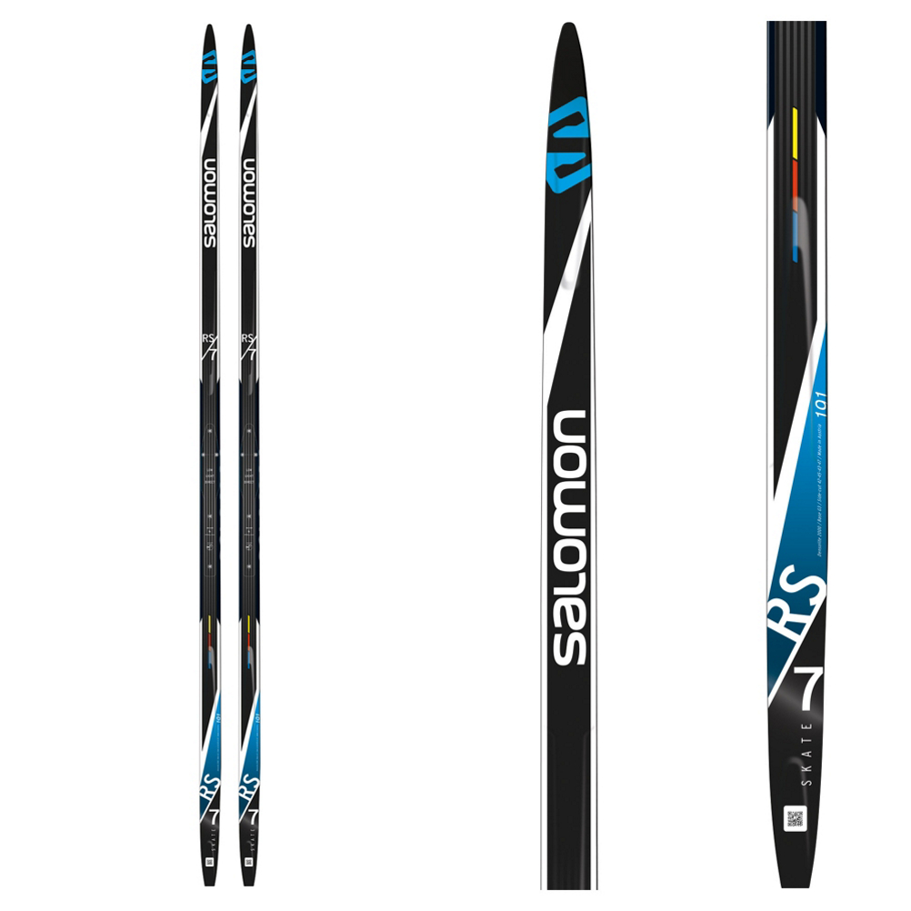 Salomon RS 7 Cross Country Skis im test