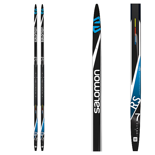 Salomon RS 7 Cross Country Skis, , 600