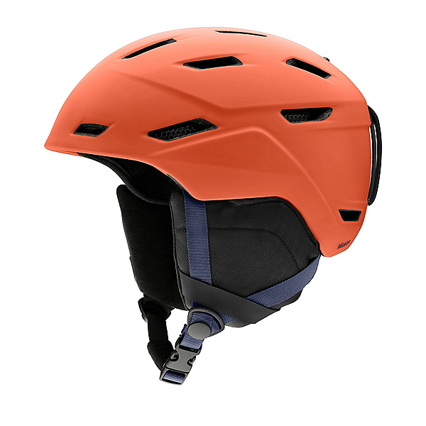 Smith Mission Helmet 2020, Matte Red Rock, 600