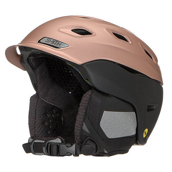 Smith Vantage MIPS Womens Helmet, Matte Champagne-Black, 600