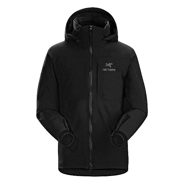 Arc'teryx Fission SV Mens Insulated Ski Jacket, Black, 600