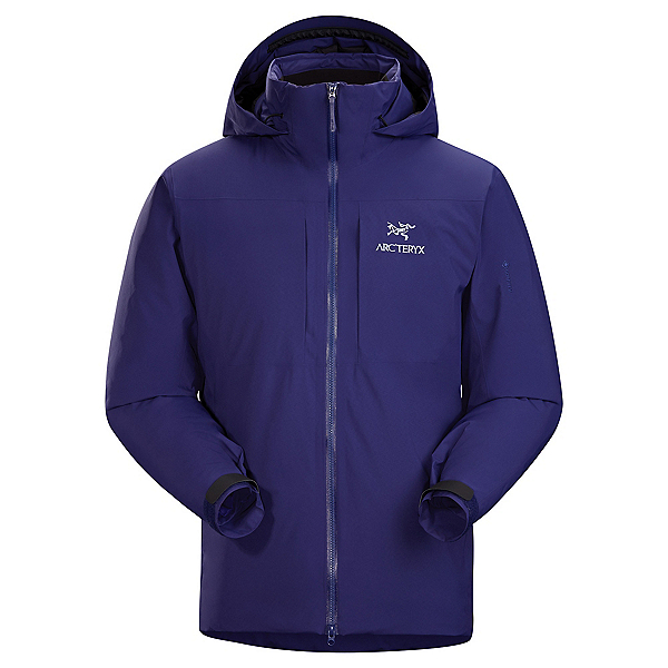 Arc'teryx Fission SV Mens Insulated Ski Jacket, Soulsonic, 600