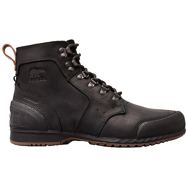 Sorel Ankeny Mid Hiker Mens Boots, Black Tobacco, 600