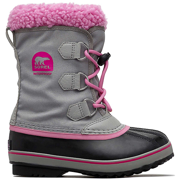 Sorel Yoot Pac Nylon Girls Boots, , 600