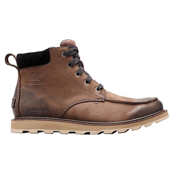 138f1cb428e Sorel Madson Moc Toe Waterproof Mens Boots 2020