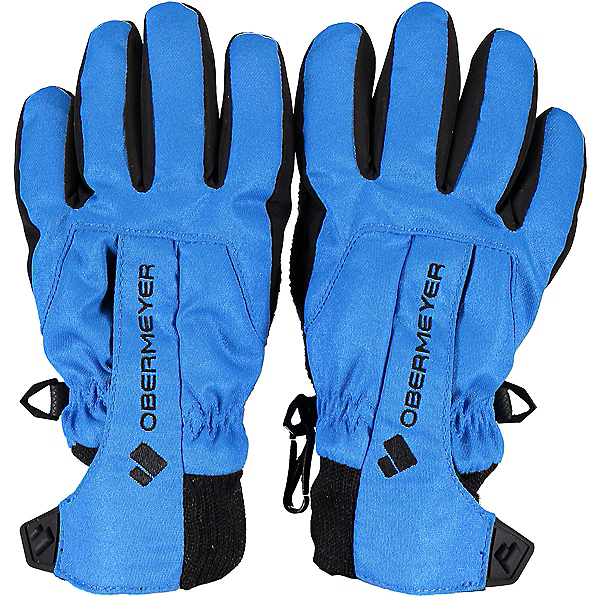 Obermeyer Thumbs Up Toddlers Gloves, Blue Vibes, 600
